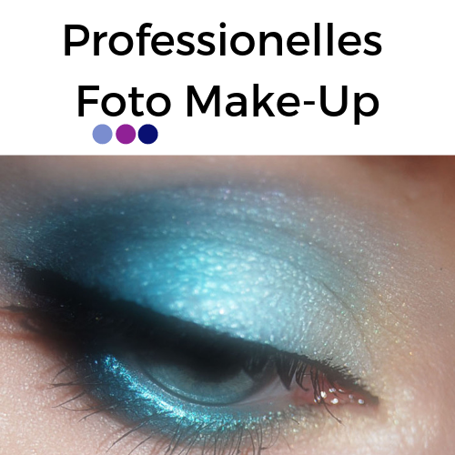 Professionelles Foto Make-Up