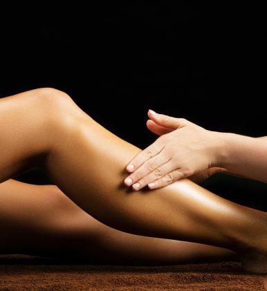 Beine Behandlung Naturkosmetik